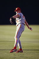 1996: Darren Driefort of the Albuquerque Dukes before game at Cashman Field in Las Vegas,NV.  Photo by Larry Goren/Four Seam Images