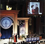 George W. Bush Presidential Inaugural. The Ronald Reagan Building. Professional Image Photography by John Drew