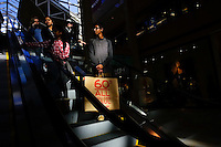 during Black Friday sales events in Jersey City, NJ.  11/27/2015. Eduardo MunozAlvarez/VIEWpress