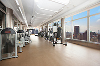 Fitness Center at 445 Fifth Avenue