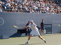 Andy Roddick - Eye on the ball - US Open 2008 -Flushing Meadow Park, NY