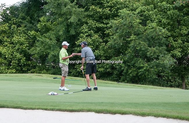 Germantown Golf Classic 2012 held at Germantown Country Club, Germantown, Tennessee.