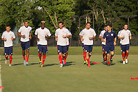 USMNT Training, June 29, 2015