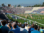 UCLA band at Rose Bowl