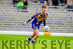 South Kerry in Action against Dara O'Shea Kenmare in the County Senior Football Semi Final at Fitzgerald Stadium Killarney on Sunday.