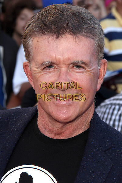 WESTWOOD, CA - July 10: Alan Thicke at the &quot;Sex Tape&quot; World Premiere, Village Theater, Westwood,  July 10, 2014.  <br /> CAP/MPI/JO<br /> &copy;Janice Ogata/MediaPunch/Capital Pictures
