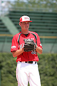 August 17 2008:  Jacob Turner (30) of the Team One team during the 2008 Under Armour All-American Game at Wrigley Field in Chicago, Illinois.  (Copyright Mike Janes Photography)