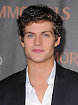 Daniel Sharman attends the Relativity World Premiere of Immortals held at The Nokia Theater Live in Los Angeles, California on November 07,2011                                                                               © 2011 DVS / Hollywood Press Agency
