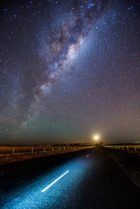 Highway on Eyre Peninsula
