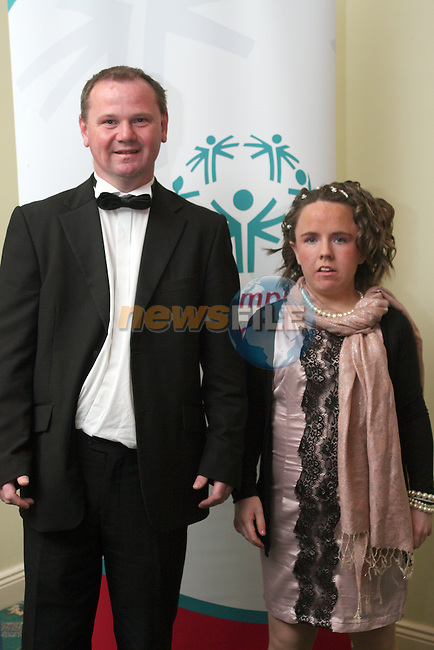 Jimmy and Deirdre Carroll at the Special Olympics Gala Ball in The Boyne Valley Hotel...Photo NEWSFILE/Jenny Matthews.(Photo credit should read Jenny Matthews/NEWSFILE)....This Picture has been sent you under the condtions enclosed by:.Newsfile Ltd..The Studio,.Millmount Abbey,.Drogheda,.Co Meath..Ireland..Tel: +353(0)41-9871240.Fax: +353(0)41-9871260.GSM: +353(0)86-2500958.email: pictures@newsfile.ie.www.newsfile.ie.FTP: 193.120.102.198.
