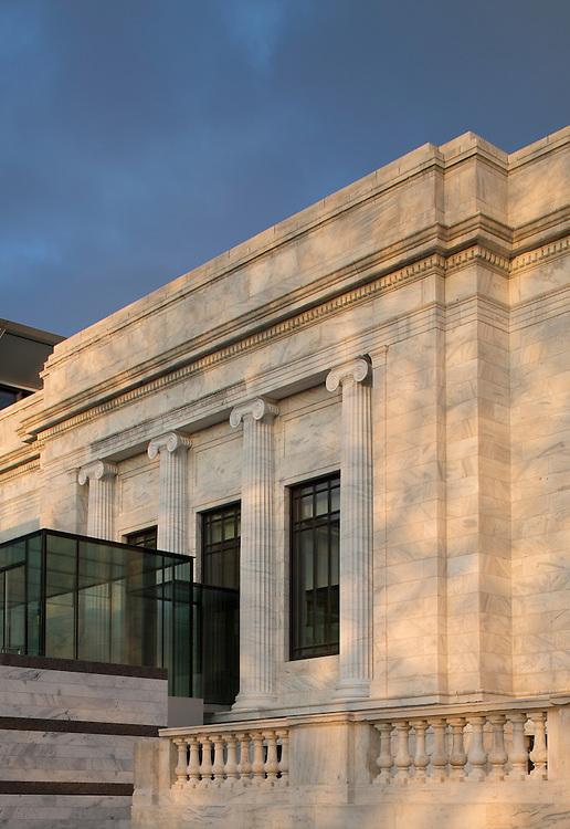 Cleveland Museum of Art Atrium   Rafael Viñoly Architects PC