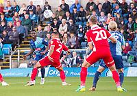 Wycombe Wanderers v Scunthorpe United - 20.10.2018 - AA