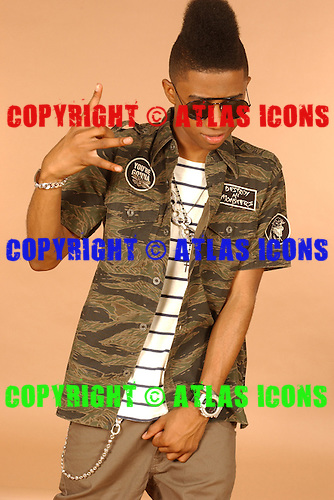 Lil Twist, Studio Photo Session