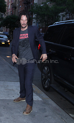 NEW YORK, NY July 11, 2018 Keanu Reeves  attend  Saban Films presents Siberia screening at the Metrograph in New York. July 11, 2018 Credit:RW/MediaPunch
