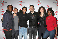 LOS ANGELES - JAN 17:  Brooks Darnell, Bryton James, Noah Alexander Gerry, Daniel Goddard, Lexie Stevenson, Loren Lott at the Young and the Restless Celebrates 30 Years at #1 at the CBS Television CIty on January 17, 2019 in Los Angeles, CA