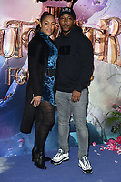 LONDON, UK. November 01, 2018: Ashley Walters at the European premiere of &quot;The Nutcracker and the Four Realms&quot; at the Vue Westfield, White City, London.<br /> Picture: Steve Vas/Featureflash