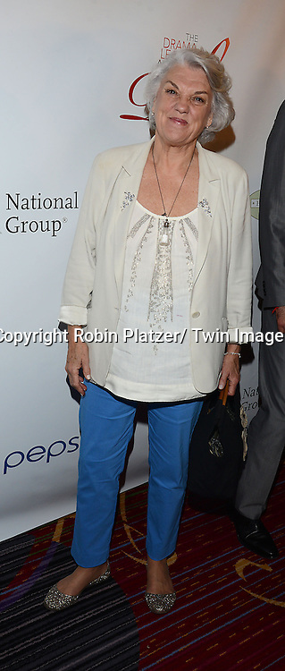 Tyne Daly attends the 80th Annual Drama League Awards Ceremony and Luncheon on May 16, 2014 at the Marriot Marquis Hotel in New York City, New York, USA.