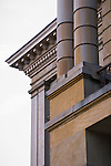 Detail of the courthouse, Crawfordsville, Indiana
