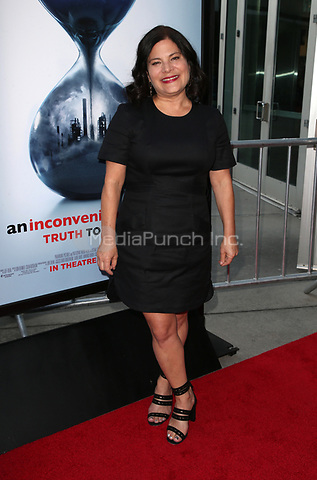"HOLLYWOOD, CA - JULY 25: Bonni Cohen, At Screening Of Paramount Pictures' ""An Inconvenient Sequel: Truth To Power"" At ArcLight Hollywood In California on July 25, 2017. Credit: FS/MediaPunch"