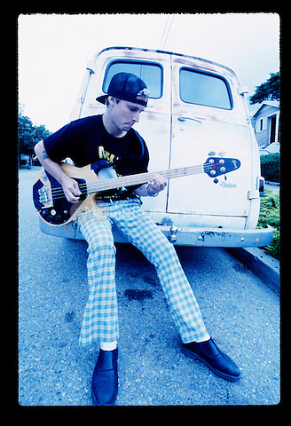 San Francisco May 17: Portraits taken of GreenDay on San Francisco on May 17. 1996 Credit:  Jay Blakesberg / MediaPunch  **Higher Rates Apply**