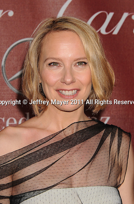 PALM SPRINGS, CA - January 08: Amy Ryan attends the 22nd Annual Palm Springs International Film Festival Awards Gala at Palm Springs Convention Center on January 8, 2011 in Palm Springs, California.