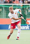 AMSTELVEEN - Brendan Creed (Eng) during the poulematch England v Germany (men) 3-4,Rabo Eurohockey Championships 2017.  WSP COPYRIGHT KOEN SUYK