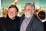 Red Carpet arrivals for the Australian Premiere of the movie December Boys, 9-9-07. Director Rod Hardy and legend actor Jack Thompson.. ..