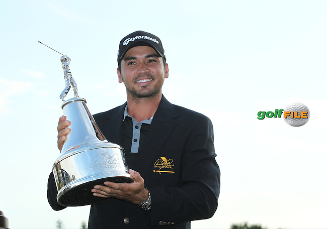 Jason Day (AUS ) Champion  in The Final Round of the Arnold Palmer Invitational, Bay Hill Club and Lodge, Orlando,  Florida, USA. 20/03/2016.<br /> Picture: Golffile | Mark Davison<br /> <br /> <br /> All photo usage must carry mandatory copyright credit (&copy; Golffile | Mark Davison)