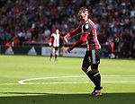 Kieron Freeman of Sheffield Utd during the English championship league match at Bramall Lane Stadium, Sheffield. Picture date 5th August 2017. Picture credit should read: Jamie Tyerman/Sportimage