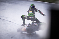 JOHANN ZARCO - FRENCH - MONSTER YAMAHA TECH 3 - YAMAHA<br /> Sachsenring 30-06-2017 <br /> Moto Gp Germania Prove Libere <br /> Foto Vincent Guignet / Panoramic / Insidefoto