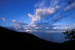 View from Jane's Peak. Lake Tanganyika, Gombe Nationa Park, Tanzania