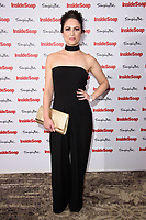Nicola Thorp at the Inside Soap Awards 2017 held at the Hippodrome, Leicester Square, London, UK. <br /> 06 November  2017<br /> Picture: Steve Vas/Featureflash/SilverHub 0208 004 5359 sales@silverhubmedia.com