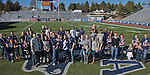 2013 Nevada Football Coaches and Famileys