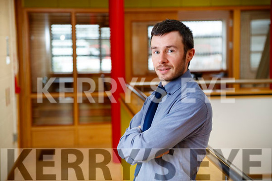 Danny O'Riordan, IMaR at the Tom Crean Building in KTP, Tralee.