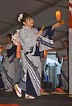 Japanese Folk Dancer