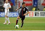 Hiroshi Kiyotake (JPN),.FEBRUARY 6, 2013 - Football / Soccer :.Kirin Challenge Cup 2013 match between Japan 3-0 Latvia at Home's Stadium Kobe in Hyogo, Japan. (Photo by Takamoto Tokuhara/AFLO)