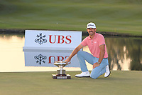 Wade Ormsby (AUS) winner of the UBS Hong Kong Open, at Hong Kong golf club, Fanling, Hong Kong. 26/11/2017<br /> Picture: Golffile | Thos Caffrey<br /> <br /> <br /> All photo usage must carry mandatory copyright credit     (&copy; Golffile | Thos Caffrey)