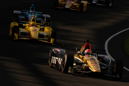 16-20 May, 2016, Indianapolis, Indiana, USA<br /> James Hinchcliffe<br /> ©2016, Scott R LePage <br /> LAT Photo USA