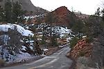 Zion - Mt. Carmel Hwy, Route 9