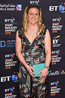 Nolli Waterman arriving for the BT Sport Industry Awards 2018 at the Battersea Evolution, London, UK. <br /> 26 April  2018<br /> Picture: Steve Vas/Featureflash/SilverHub 0208 004 5359 sales@silverhubmedia.com