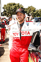 LOS ANGELES - APR 5: A J Buckley at the 35th annual Toyota Pro/Celebrity Race Press Practice Day on April 5, 2011 in Long Beach, California