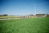 stretched peloton<br /> <br /> 55th Brabantse Pijl 2015