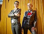 Denis Woeffray et Geneviève Bonnard, Architectes  © sedrik nemeth