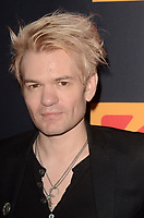 LOS ANGELES - FEB 15:  Deryck Whibley at the 3rd Annual Kodak Film Awards at the Hudson Loft on February 15, 2019 in Los Angeles, CA