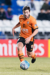 Brisbane Roar Forward Thomas Oar in action during the AFC Champions League 2017 Group E match between Ulsan Hyundai FC (KOR) vs Brisbane Roar (AUS) at the Ulsan Munsu Football Stadium on 28 February 2017 in Ulsan, South Korea. Photo by Victor Fraile / Power Sport Images