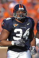 UVA LB Ahmad Brooks is Top Prospect for Supplemental Draft