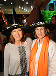 Janet McCloskey and Pat Wallace at the Little Galleria Halloween Spooktacular presented by MD Anderson Children's Cancer Hospital at The Galleria Sunday Oct. 30,2016.(Dave Rossman photo)