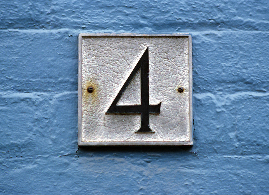 The Number Four