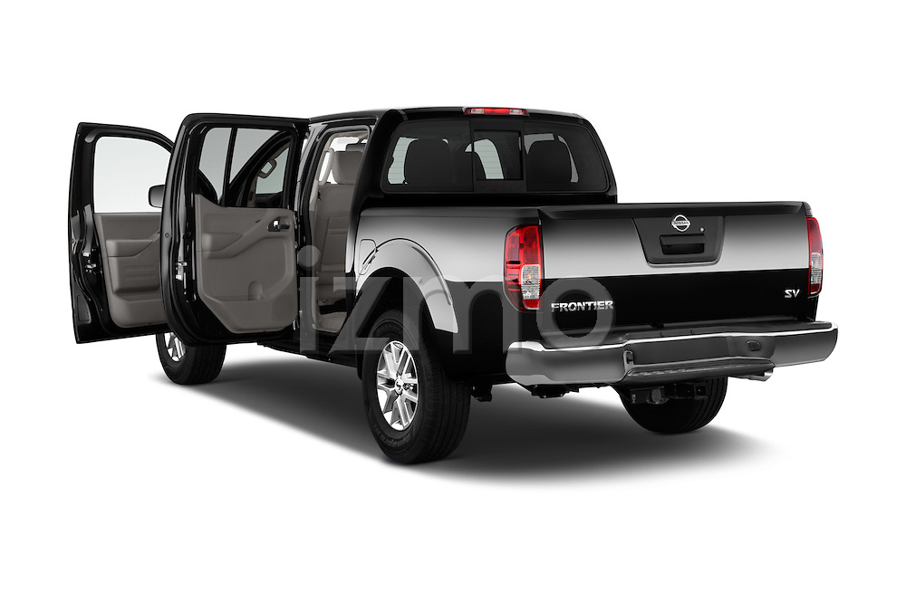 Car images of 2016 Nissan Frontier SV 4 Door Pick-up Doors