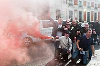 2019 03 05 Ajax supporters Madrid